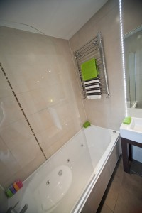 View of Bath in Preston Student Accommodation