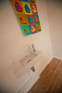 Bathroom in Student Accommodation in Preston