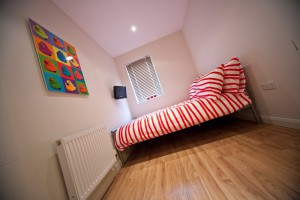 Student Housing Bedroom in Preston