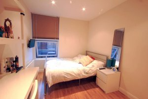 Modern Student bedroom in Preston to let