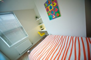 Bedroom Picture for Luxury Student Accommodation in Preston