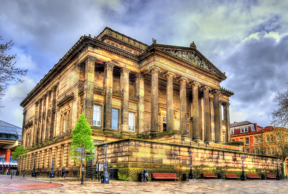 Harris Museum - 1 of 10 things to do in Preston