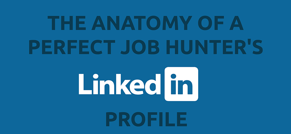 LinkedIn job hunter profile