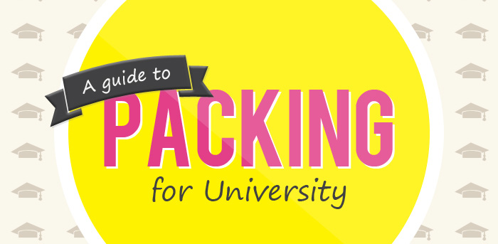 A Guide to Packing for University